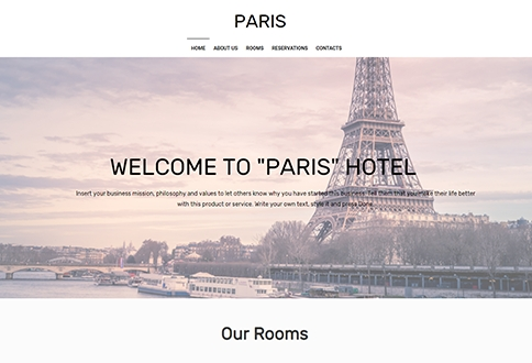 Paris Otel