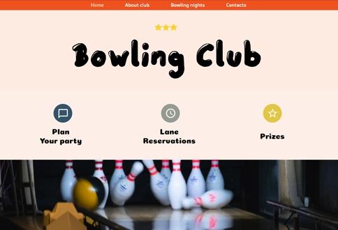 Bowling kulübü